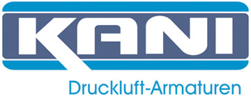 KANI Druckluft Armaturen GmbH - quick connect couplings | spiral hoses | safety valves | lubricators | blow-guns | pneumatic accesories | filters | pressure regulators